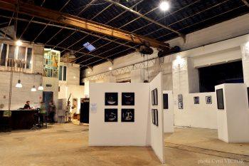 Centrale 7 – Ateliers d'artistes — Pôle Arts Visuels Pays de la Loire