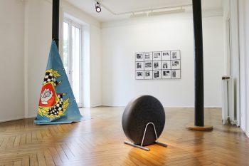Galerie Mélanie Rio — Pôle Arts Visuels Pays de la Loire