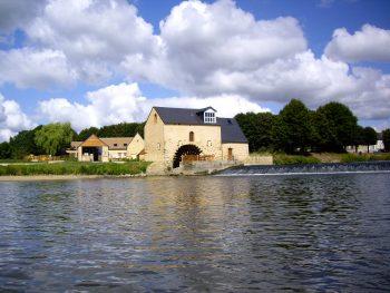 Centre d'art de l'île MoulinSart — Pôle Arts Visuels Pays de la Loire