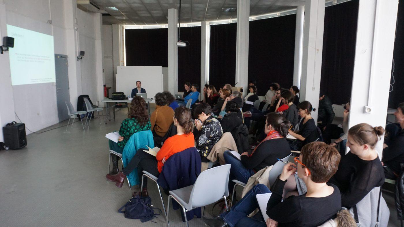 Le collège Création — Pôle Arts Visuels Pays de la Loire