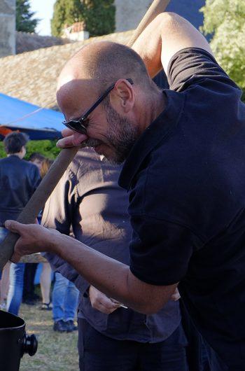 Nicolas Hérisson, directeur de l'association Piacé le radieux, Bézard – Le Corbusier (Piacé le Radieux, Sarthe) — Pôle Arts Visuels Pays de la Loire