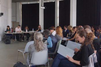 Nouveau conseil d'administration du Pôle Arts Visuels — Pôle Arts Visuels Pays de la Loire