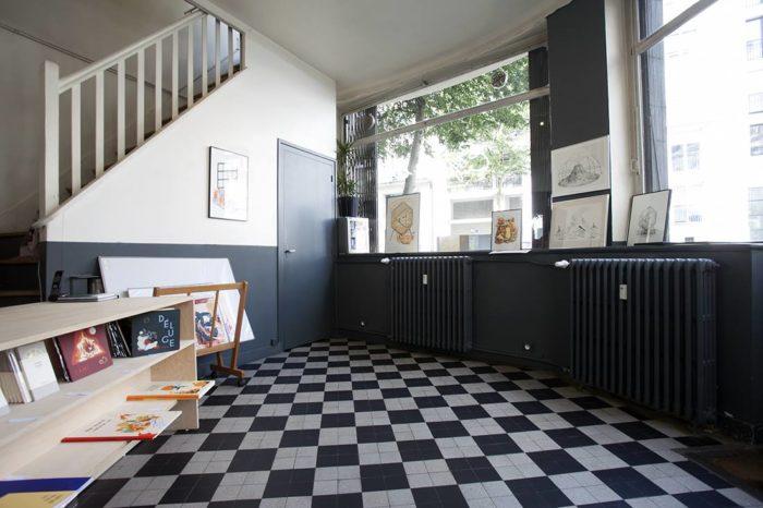 Espace lvl — Pôle Arts Visuels Pays de la Loire
