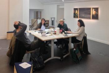 Le collège Production — Pôle Arts Visuels Pays de la Loire