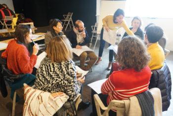 Atelier #2 L'amélioration des pratiques professionnelles au sein de la filière arts visuels — Pôle Arts Visuels Pays de la Loire