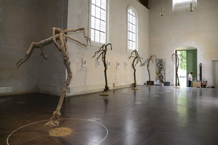 Chapelle des Ursulines — Pôle Arts Visuels Pays de la Loire