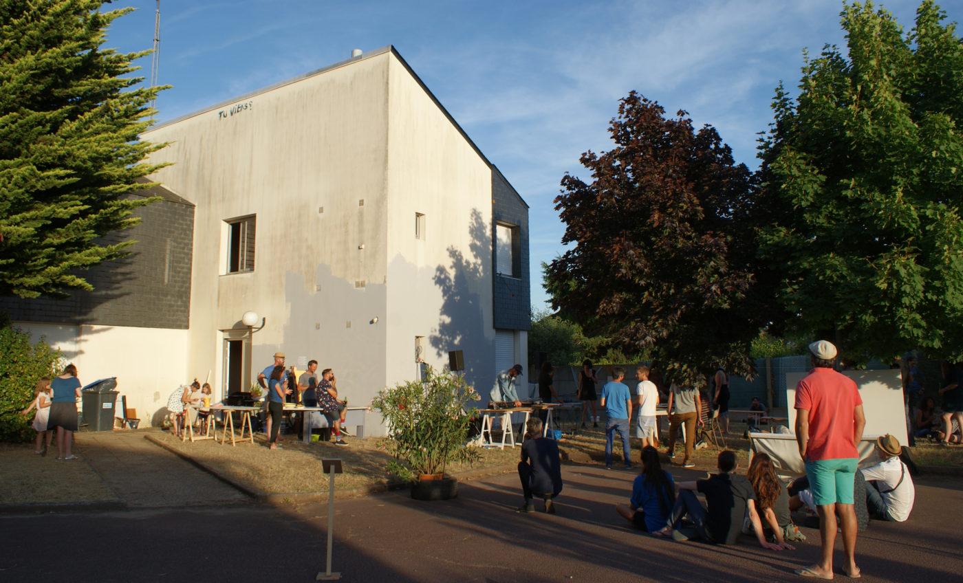 Développer sa pratique artistique: où et comment ? — Pôle Arts Visuels Pays de la Loire