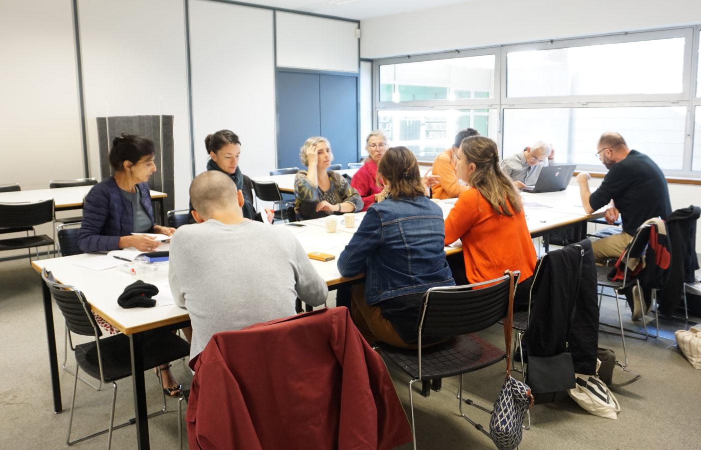 Amélioration des pratiques professionnelles — Pôle Arts Visuels Pays de la Loire