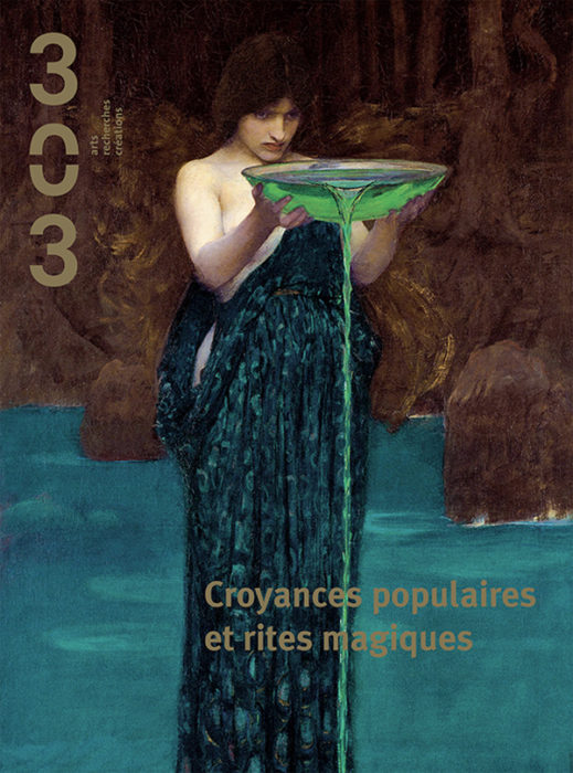 Croyances populaires et rites magiques — Pôle Arts Visuels Pays de la Loire