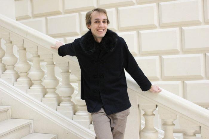 Ilan Michel — Pôle Arts Visuels Pays de la Loire