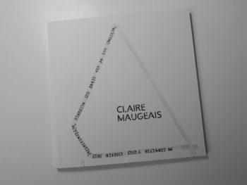 Claire Maugeais — Pôle Arts Visuels Pays de la Loire