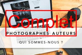 Photographes-auteurs, qui sommes-nous? — Pôle Arts Visuels Pays de la Loire