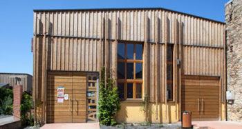 Maison de quartier Madeleine Champ de Mars — Pôle Arts Visuels Pays de la Loire