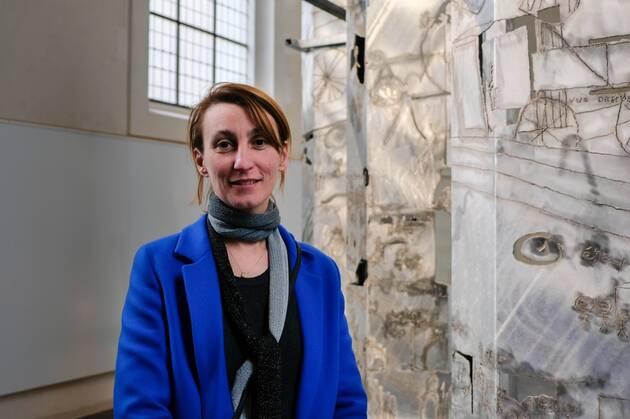 Isabelle Tellier — Pôle Arts Visuels Pays de la Loire
