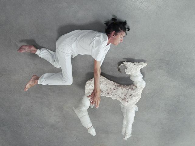 Jacqueline Gueux — Pôle Arts Visuels Pays de la Loire