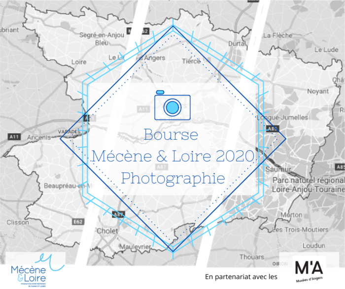Bourse Mécène et Loire 2020  Photographie — Pôle Arts Visuels Pays de la Loire