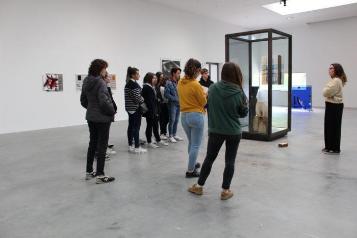 Stage au  service Publics, Ressources et Communication — Pôle Arts Visuels Pays de la Loire