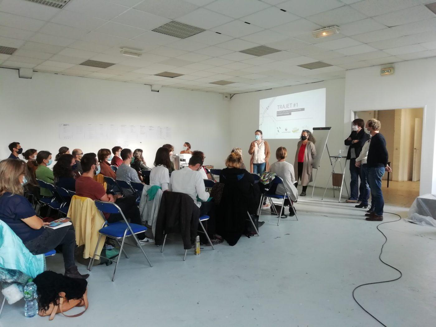 TRAJET#1 Les projets lauréats — Pôle Arts Visuels Pays de la Loire