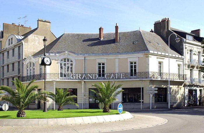 Le Grand Café Centre d'art contemporain — Pôle Arts Visuels Pays de la Loire