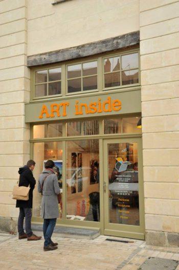 Galerie Art Inside — Pôle Arts Visuels Pays de la Loire