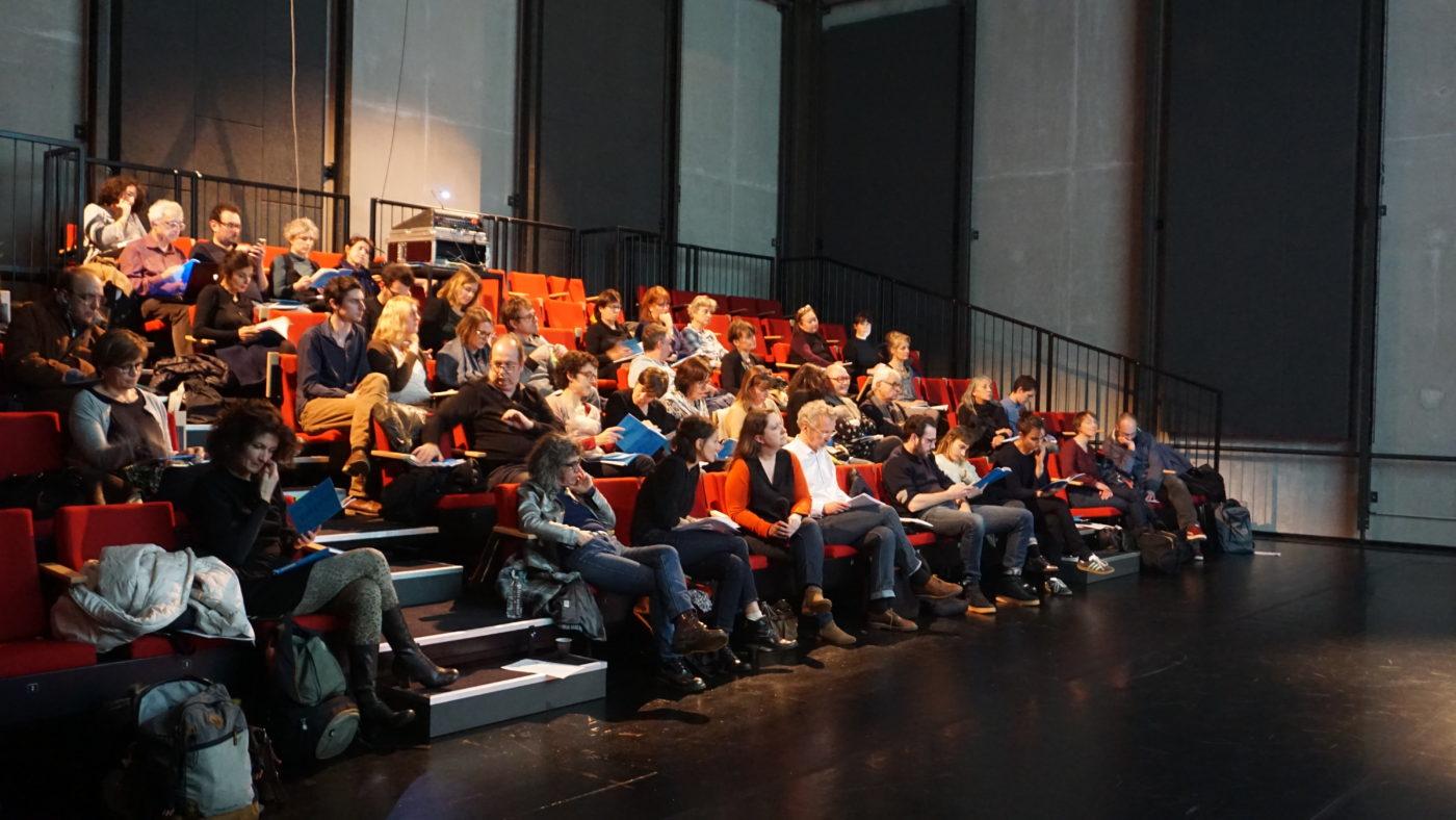 SODAVI – Restitution  Enjeux de la formation initiale et continue dans les arts visuels — Pôle Arts Visuels Pays de la Loire
