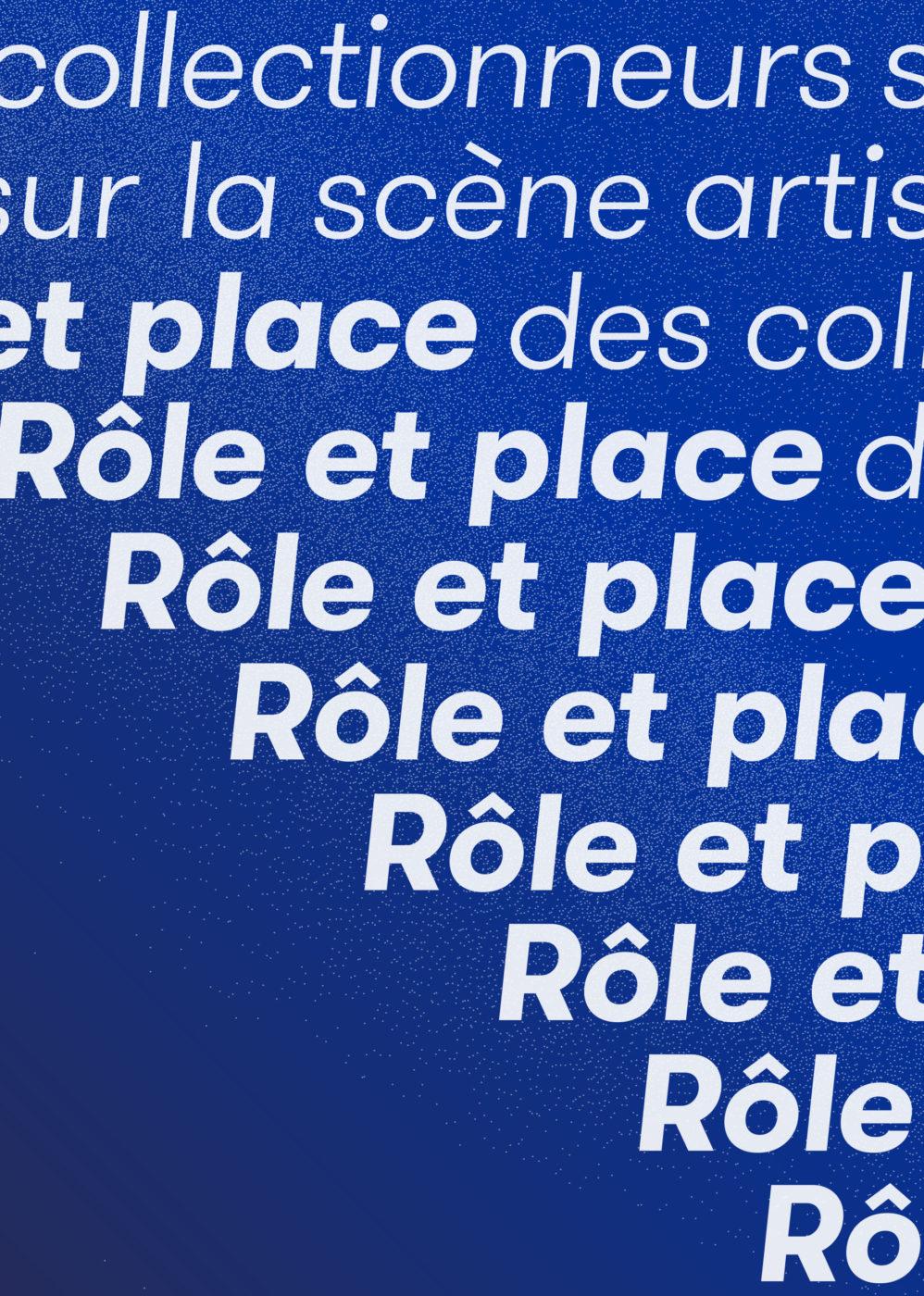 Rôle et place des collectionneurs sur la scène artistique — Pôle Arts Visuels Pays de la Loire