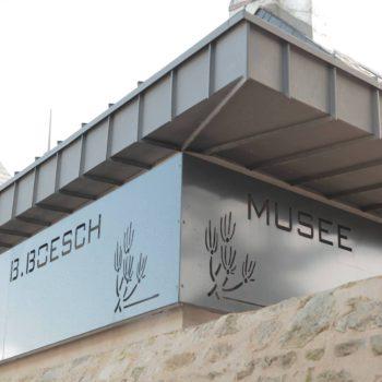 Musée Bernard Boesch — Pôle Arts Visuels Pays de la Loire