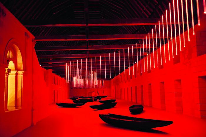 L'Abbaye royale de Fontevraud — Pôle Arts Visuels Pays de la Loire