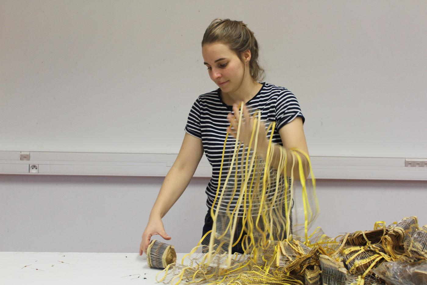 Julie Maquet — Pôle Arts Visuels Pays de la Loire