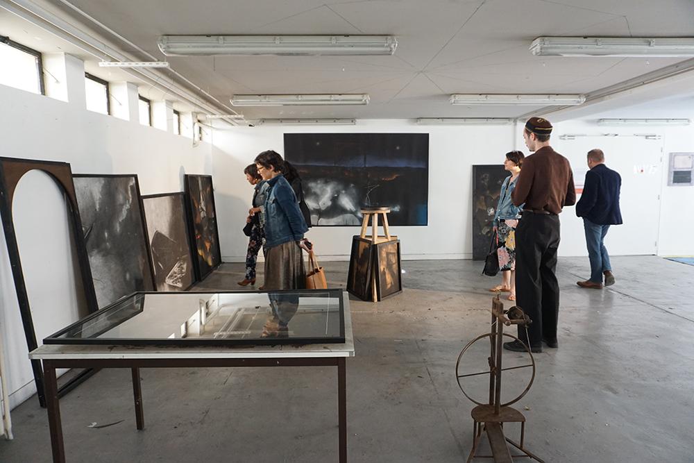 Rencontre jeunes diplômés 2019 Beaux-arts de Nantes Saint-Nazaire et professionnels — Pôle Arts Visuels Pays de la Loire