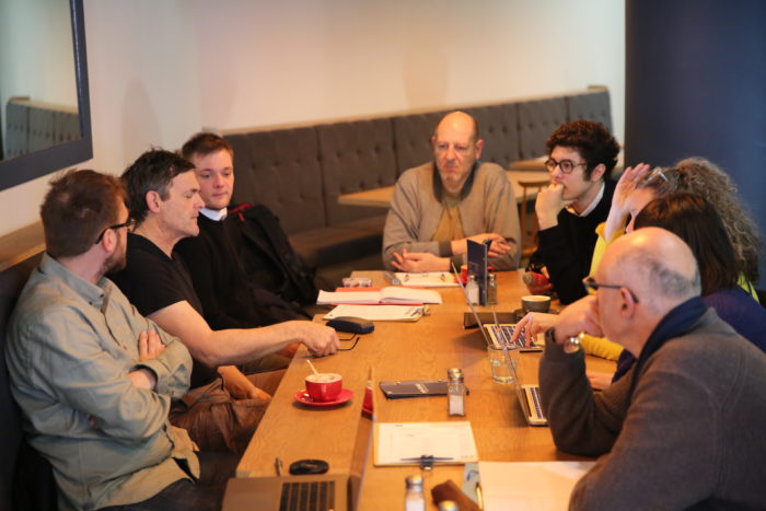 Retour sur… Erasmus + Le Royaume-Uni — Pôle Arts Visuels Pays de la Loire