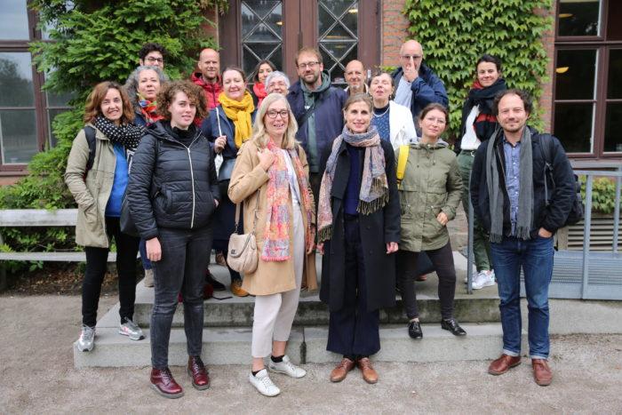 Retour sur… Erasmus + La Suède — Pôle Arts Visuels Pays de la Loire
