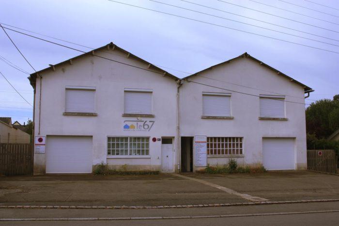 Le 67, Ateliers de créateurs — Pôle Arts Visuels Pays de la Loire