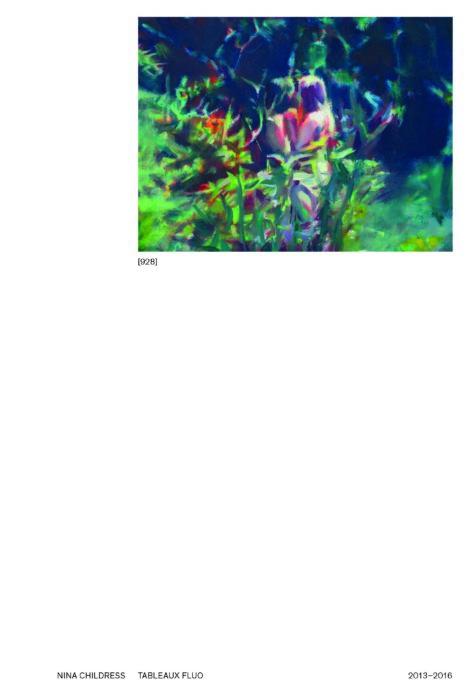 Nina Childress - Pôle arts visuels Pays de la Loire