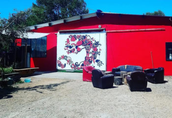 Le Hangar du Pendule — Pôle Arts Visuels Pays de la Loire