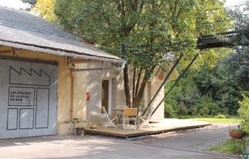 Ateliers de la ville en bois — Pôle Arts Visuels Pays de la Loire