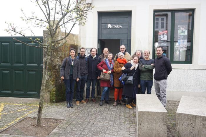 Retour sur… Erasmus + L'Espagne — Pôle Arts Visuels Pays de la Loire