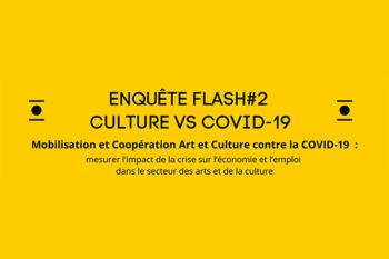 Enquête flash Culture vs Covid-19 — Pôle Arts Visuels Pays de la Loire