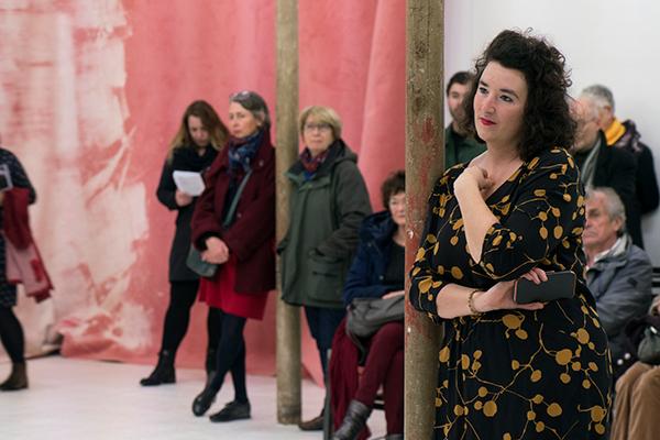 Amélie Evrard — Pôle Arts Visuels Pays de la Loire