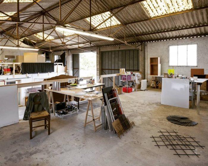 Ateliers Haute-île — Pôle Arts Visuels Pays de la Loire