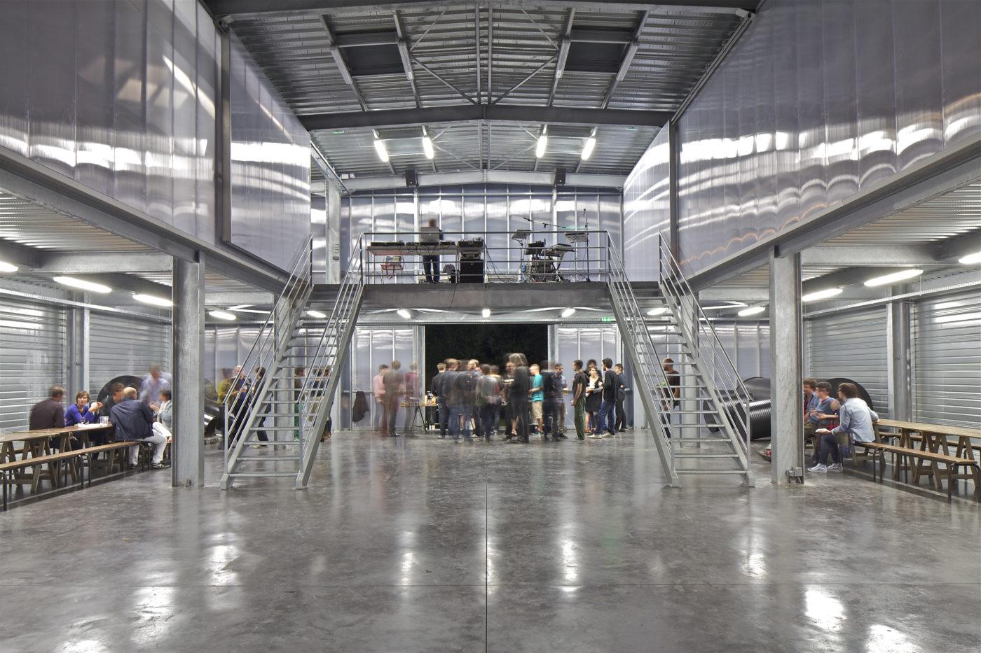 TRAJET#1 – Focus Lauréat Mosquito Coast Factory — Pôle Arts Visuels Pays de la Loire
