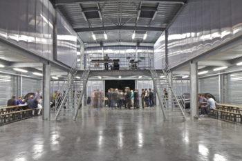 TRAJET #1 – Focus Lauréat Mosquito Coast Factory — Pôle Arts Visuels Pays de la Loire