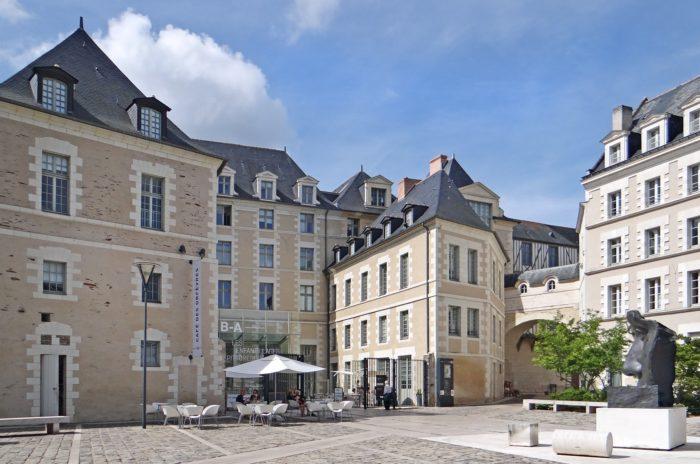 Musée des Beaux-Arts d'Angers — Pôle Arts Visuels Pays de la Loire