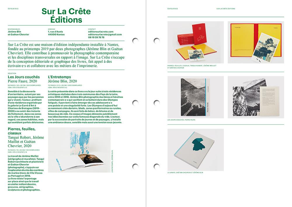 Annuaire des éditeur·rice·s et critiques d'art — Pôle Arts Visuels Pays de la Loire