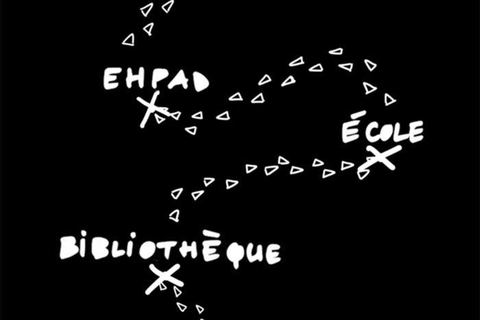 TRAJET #1 – Focus Lauréat FRITURE — Pôle Arts Visuels Pays de la Loire