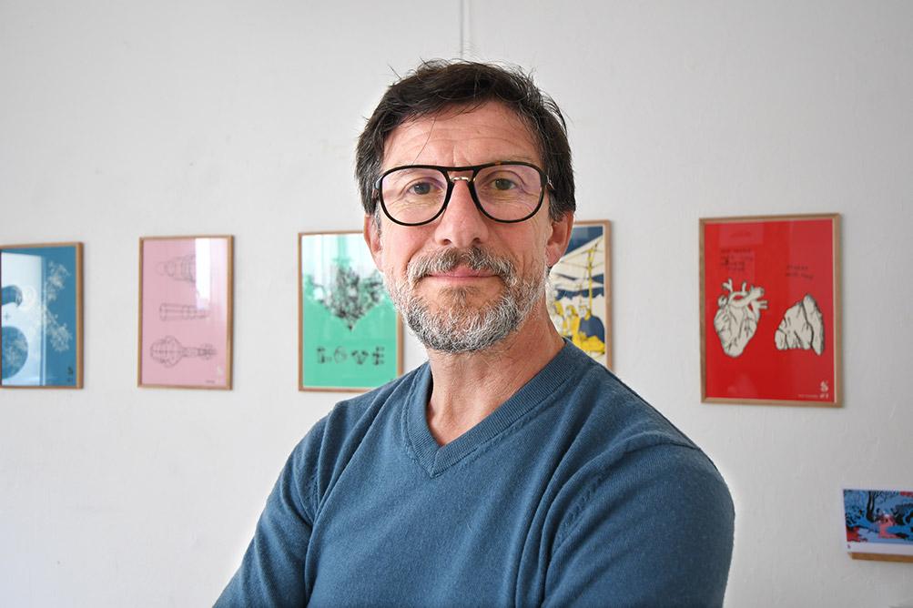 Daniel Habasque — Pôle Arts Visuels Pays de la Loire