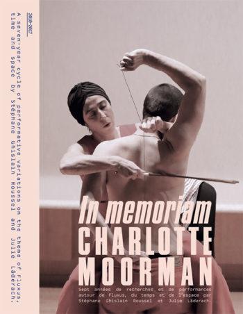 Charlotte Moorman — Pôle Arts Visuels Pays de la Loire
