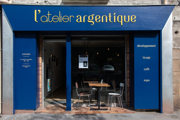 L'atelier argentique — Pôle Arts Visuels Pays de la Loire