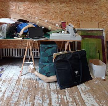 Prendre soin du travail de l'art — Pôle Arts Visuels Pays de la Loire
