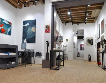 Galerie Albane — Pôle Arts Visuels Pays de la Loire